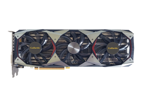 MANLI GeForce GTX 1080Ti Gallardo (F372G+N473)